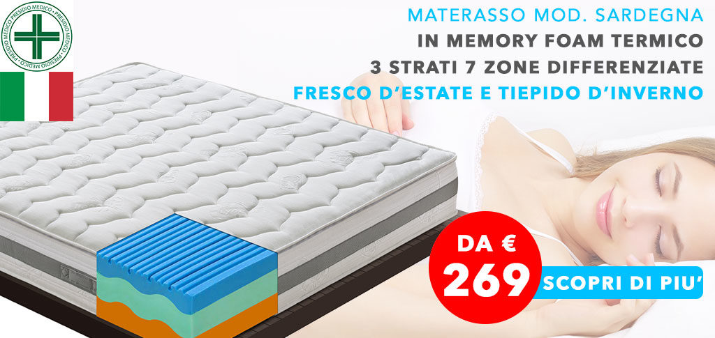 Materassi In Lattice Memory.Materasso In Lattice E Memory Foam Si Puo Usare Su Due Lati